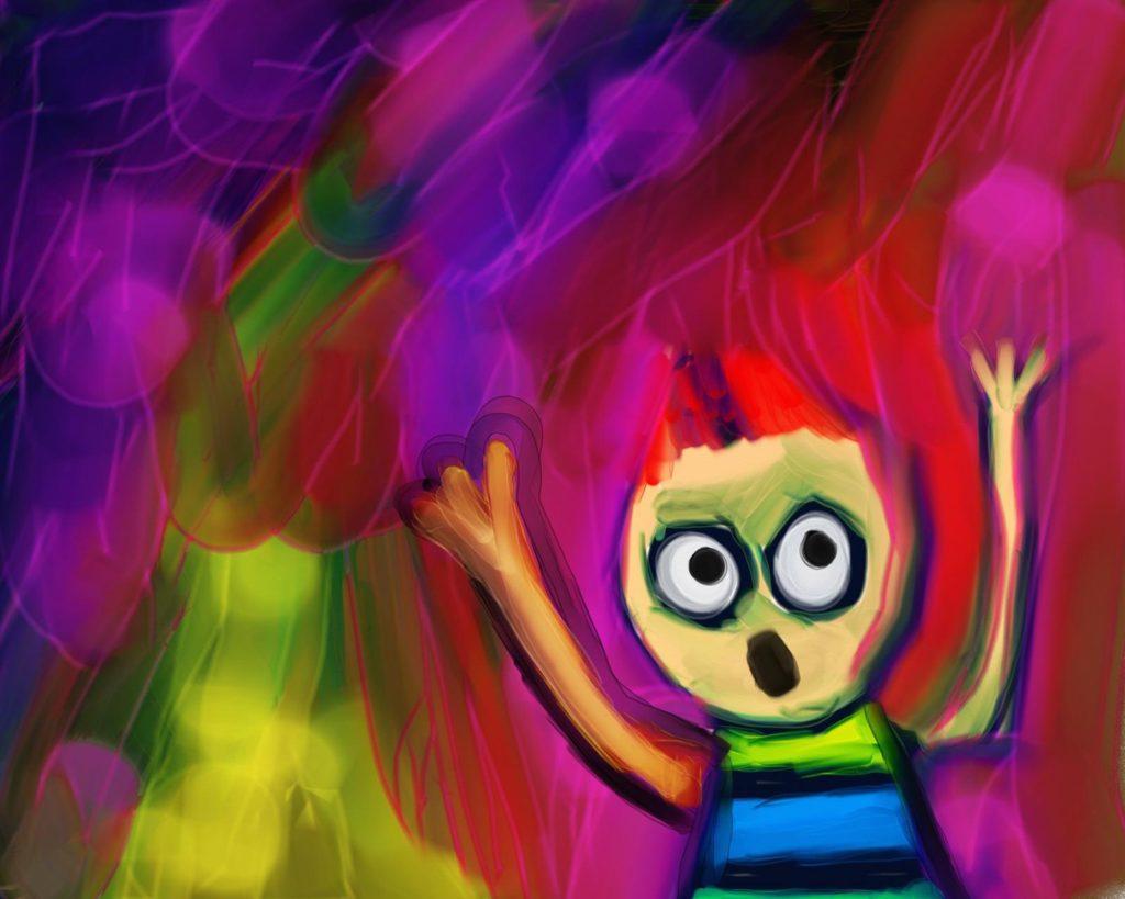 scream-cartoon-painting